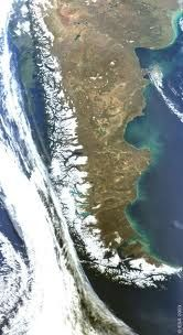 Imagen Satelital Imagenes De Argentina Mapa De Argentina Argentina Paisajes