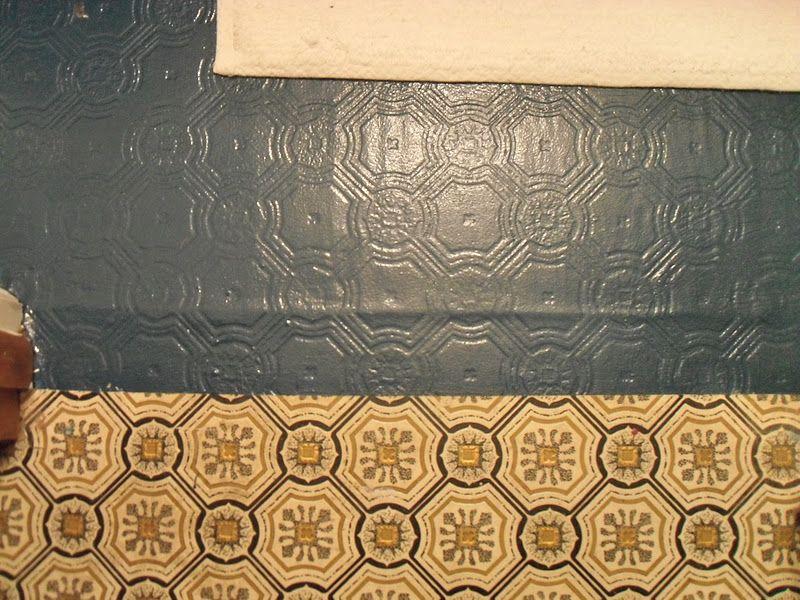 Diy Bathroom Floor Ideas Part - 44: The Remodeled Life: Painting A Bathroom Floor