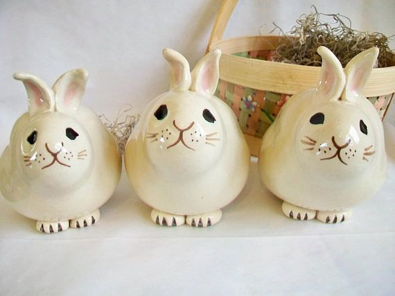 Bunny bank easter gift newborn baby child gift handmade bunny bank easter gift newborn baby child gift negle Image collections
