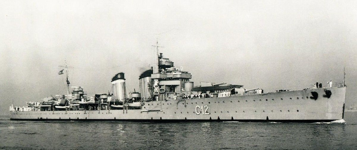 Almirante cervera was a light cruiser and lead ship of the