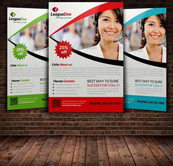 Business Flyer Template Business Flyer Templates Business Flyers