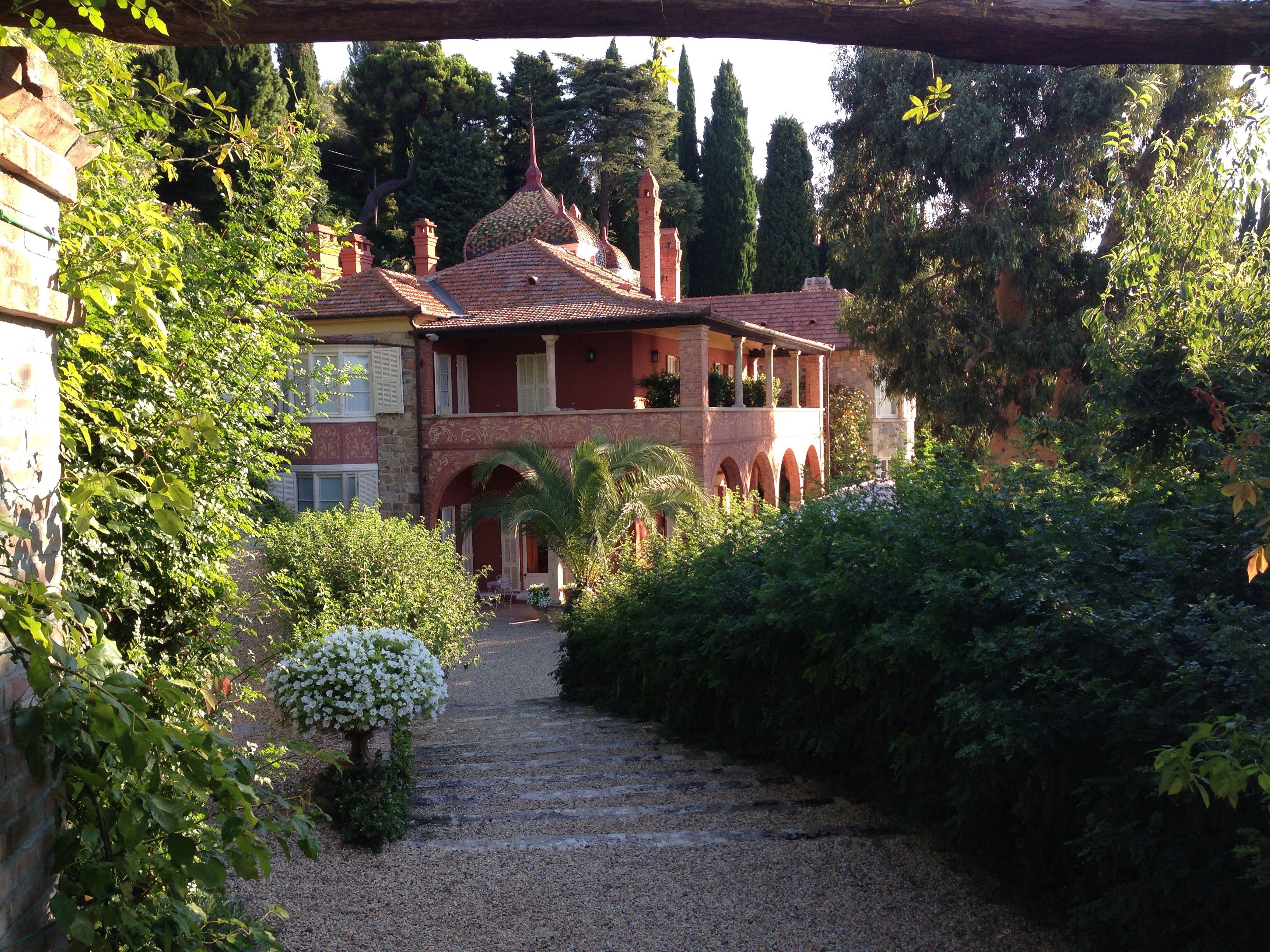 Hotel villa Della pergola Ligurie