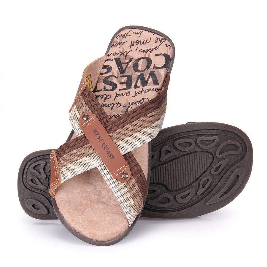 58e3a75e7f35d Chinelo West Coast Paraty 75902 - Cafe - Passarela.com Men s Sandals