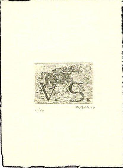 Ex Libris di Vito Salierno