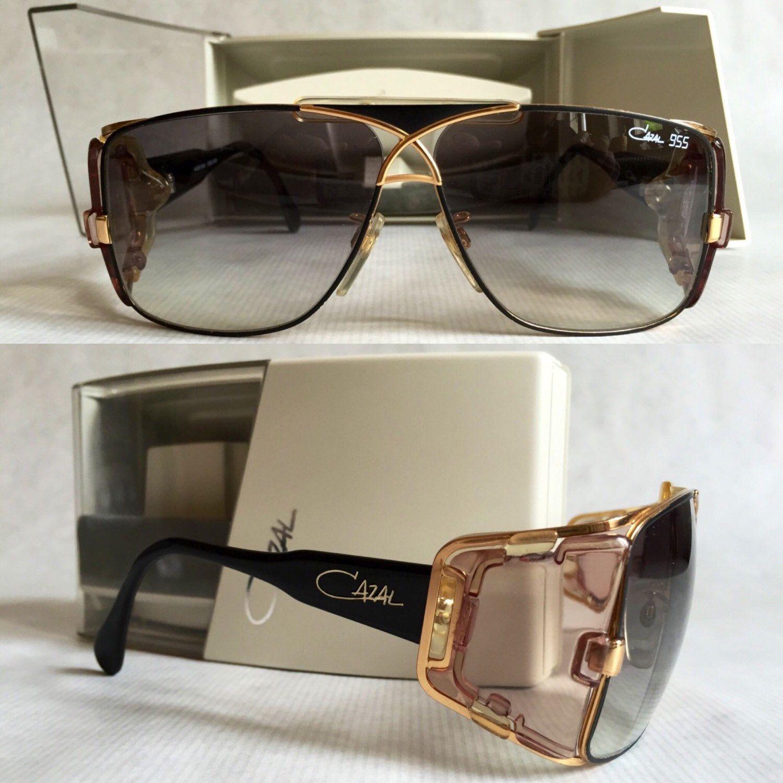 05289b7c694d Cazal 955 Col 302 West Germany with Jewel Flipcase. Finde diesen Pin und  vieles mehr auf Vintage Sunglasses ...