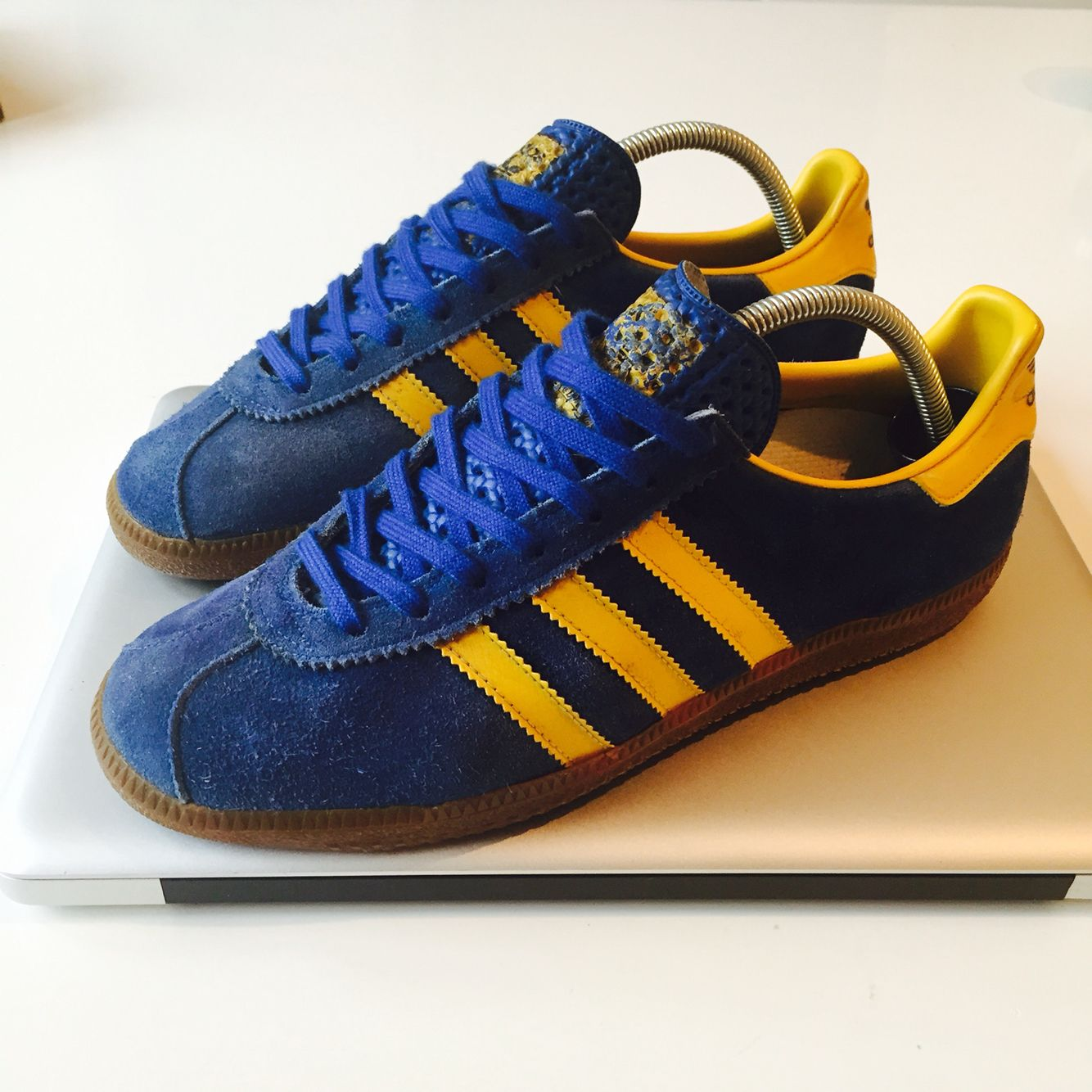 b98b0d9b70fcf adidas Stockholm. Release: 1979. Made in West Germany ...