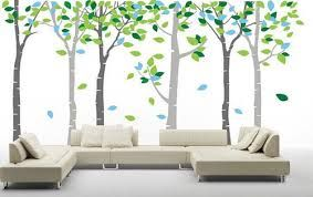 tree forest wall decal - Google Search