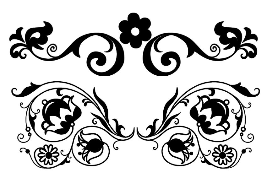 اجمل صور زخارف جديدة Art Mandala Character