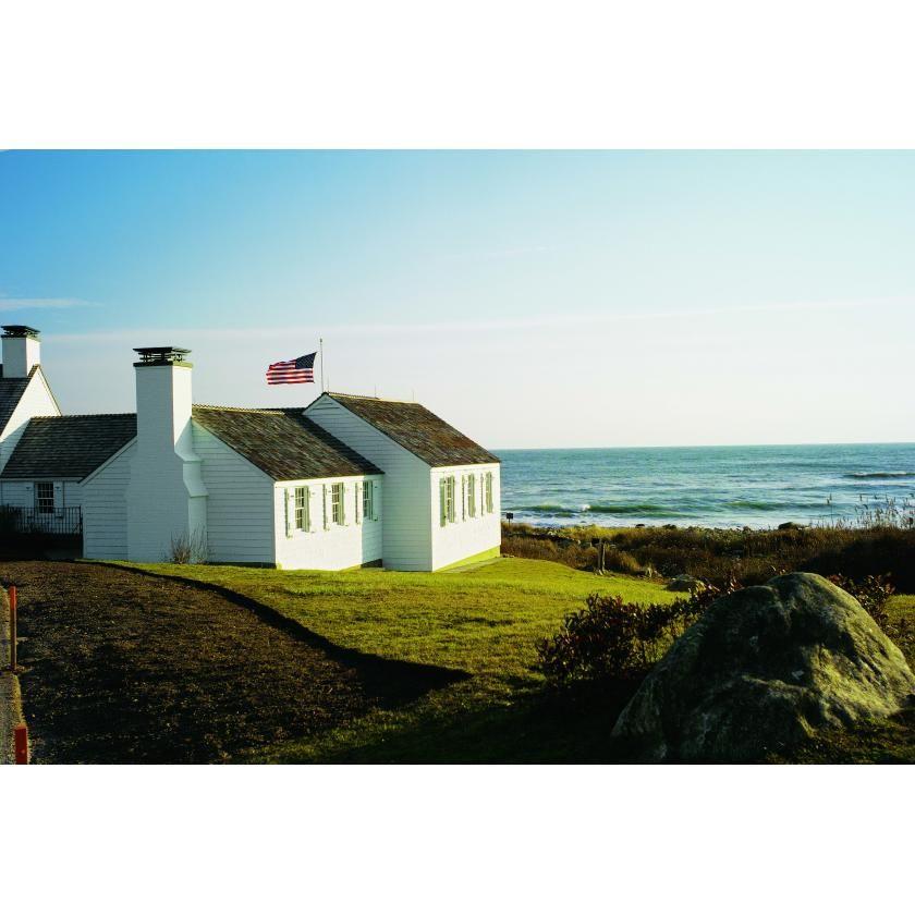 Ein Haus in Montauk an der Ostspitze von Long Island