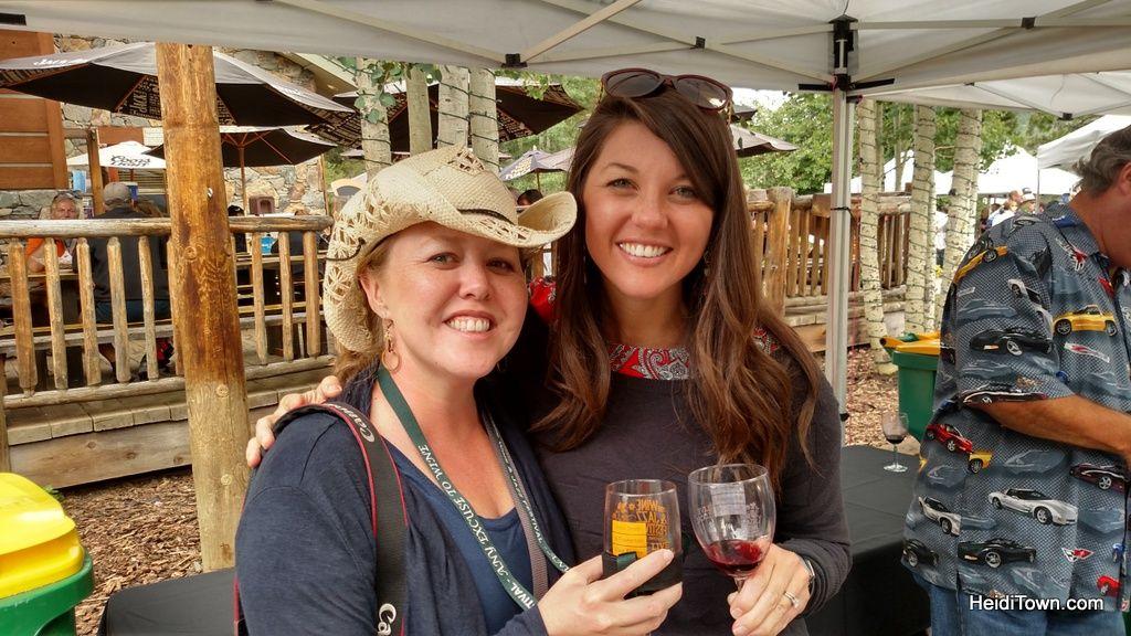 Keystone Wine & Jazz Festival, with Canyon Winds Winery. http://www.heiditown.com/2015/08/04/the-keys-to-a-keystone-resort-summer-vacation/