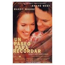 Un Paseo Para Recordar Dvd Comprar Dvd Película Dvd O Blu Ray Dvddeocasion Com Peliculas Romanticas Para Llorar Un Paseo Para Recordar Mejores Peliculas Romanticas
