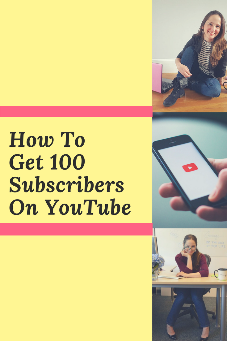 How To Get 100 Subscribers On Youtube In A Week