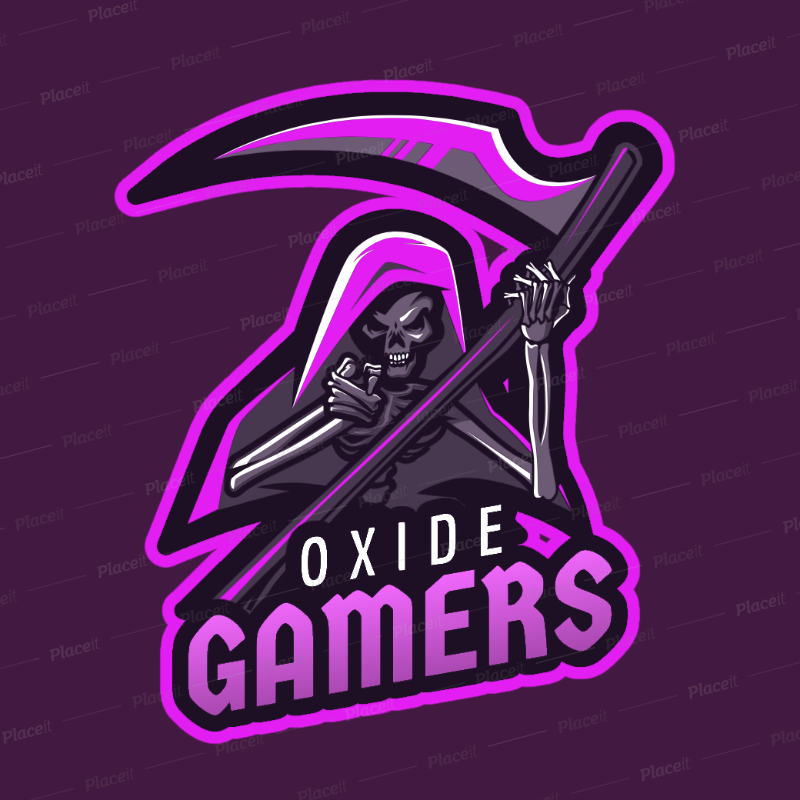 Pin on OXIDE GAMERS