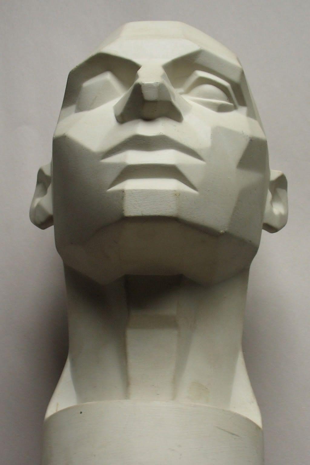 John Asaro\'s Planes of the Head | anatomia humana | Pinterest ...