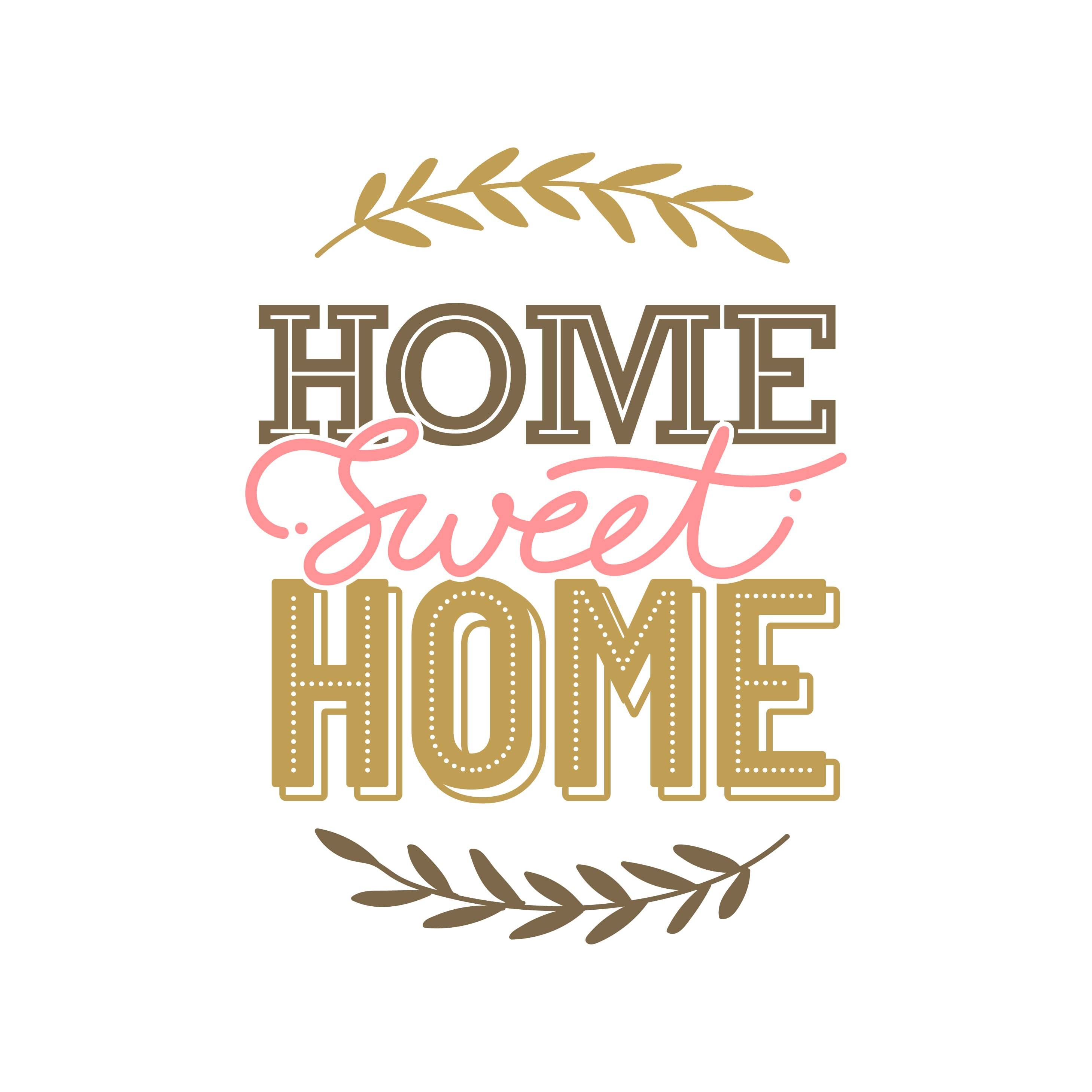 Home Sweet Home Lettering Lettering Sweet Home Cute Couples Texts