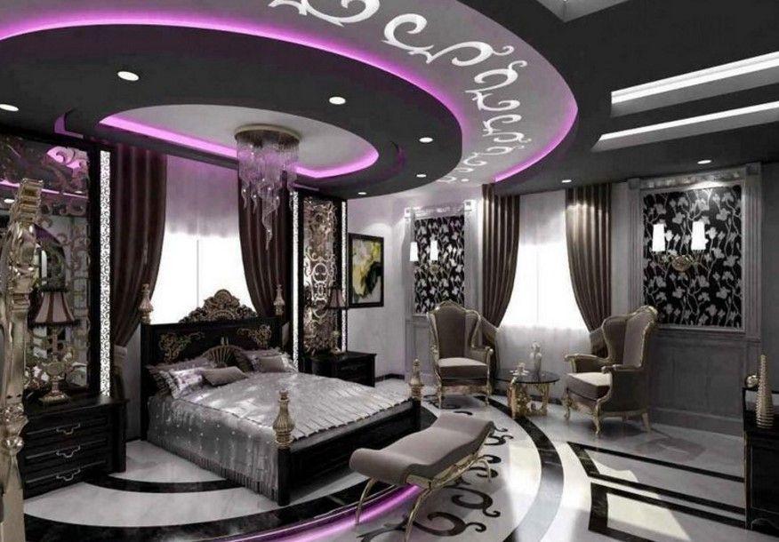Moderne Schlafzimmer Decke Deko Ideen 2016,schönes Schlafzimmer  Deckendekoration