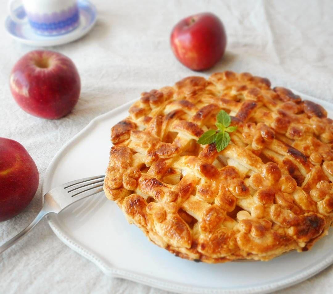 アップル パイ 手作り