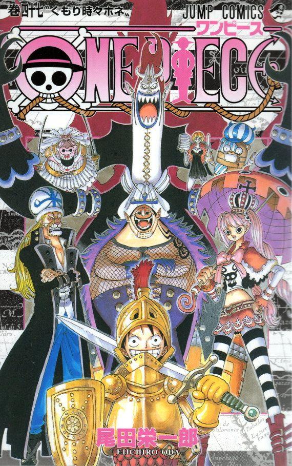 SALE One Piece Manga Eiichiro ODA Luffy Pirate by RetroBooksUK