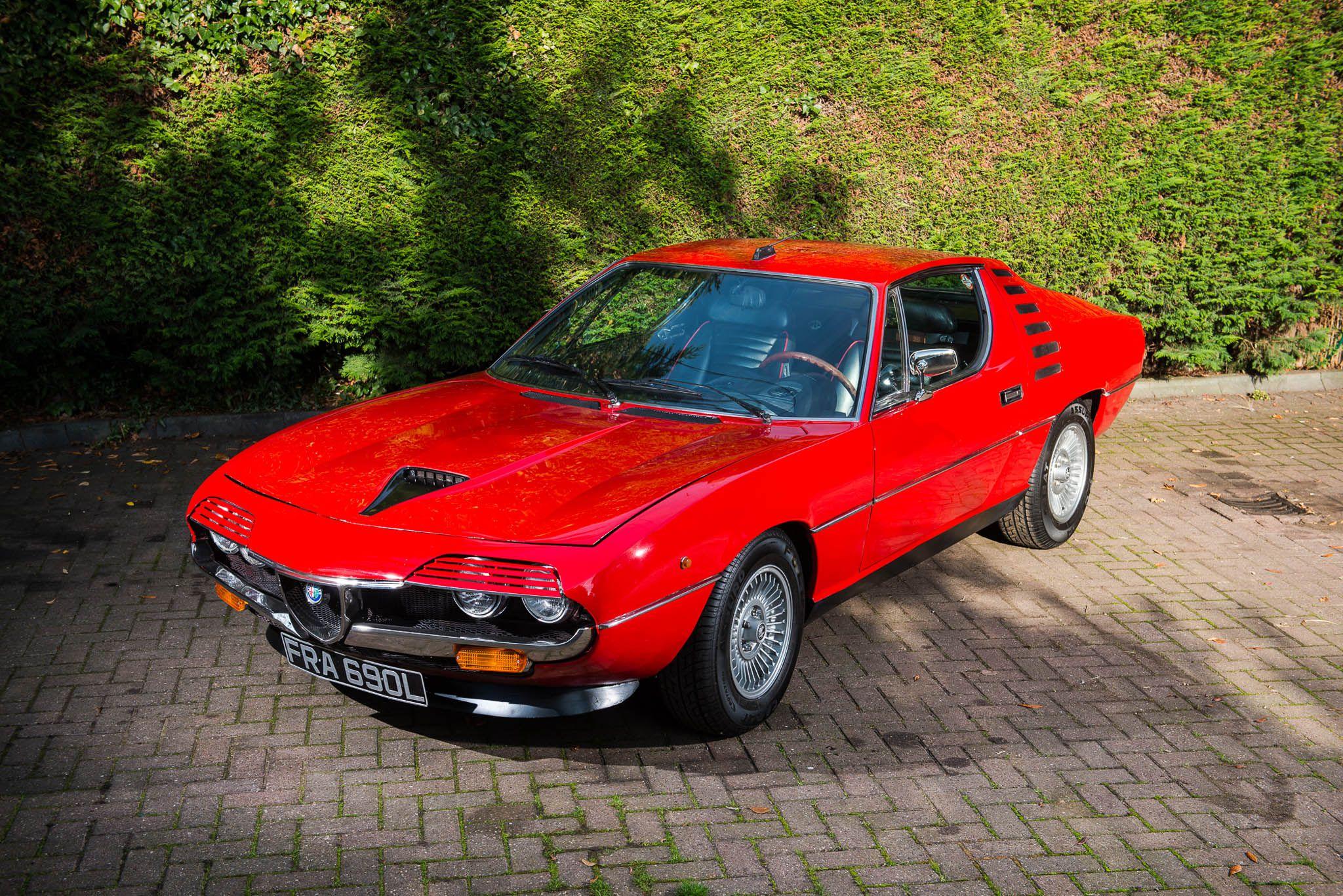 Alfa Romeo Montreal Alfa Romeo Montreal 1972 UK
