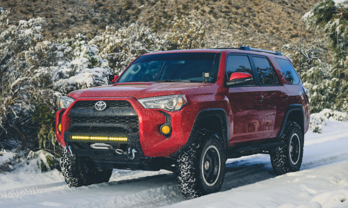 2021 Toyota 4runner Review Changes And Colors Vehicles Toyota