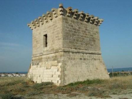 Tower of Regina, Pervolia Larnaca, Cyprus
