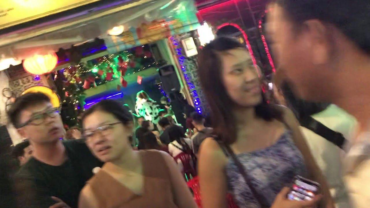 Bui Vien Walking Street Vietnam Nightlife Ho Chi Minh City Ho Chi Minh City Night Life Walking Street
