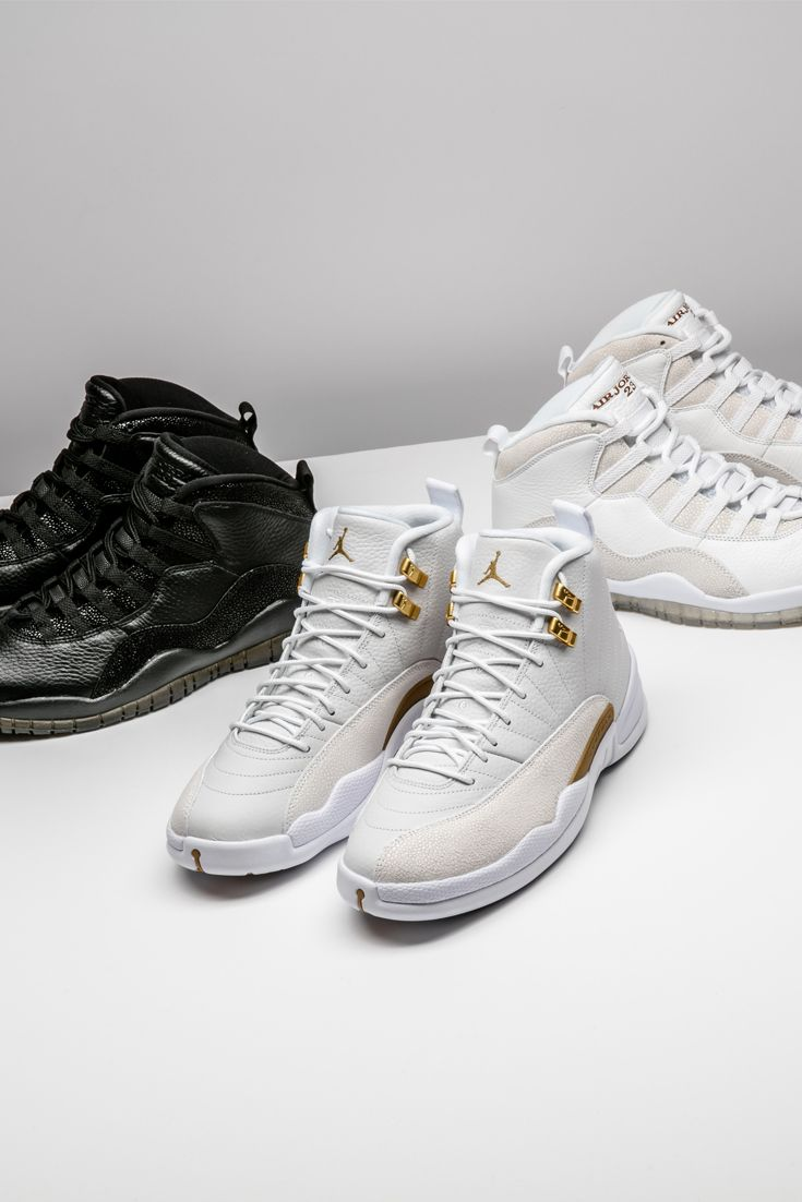 cheap for discount c49fa c0ecd Known for his masterful abilities in the music realm, Drake brings that  same attention to detail and cultural understanding to the OVO edition Air  Jordan 10 ...