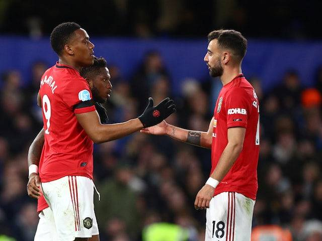 Chelsea Vs Manchester United Results In 2020 Manchester United Manchester United Wallpaper Manchester United Players