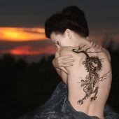 Photo of 60 Dragon Tattoo Ideen zu kopieren, um Ihr Märchen durch Tattoos zu leben 60 Dr…