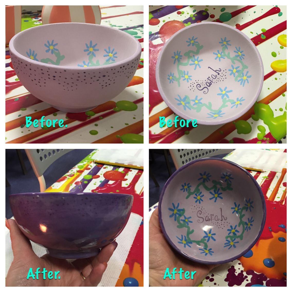 Sarah's bowl