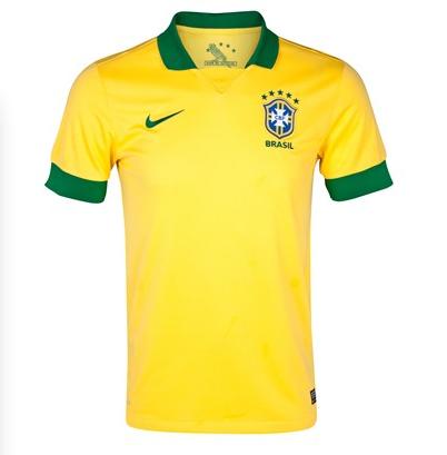 Brazil 2013-14 Home
