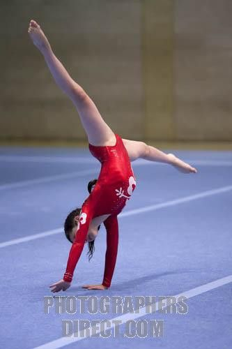 Gymnast Cartwheel Photographs Gymnastics Arts Award