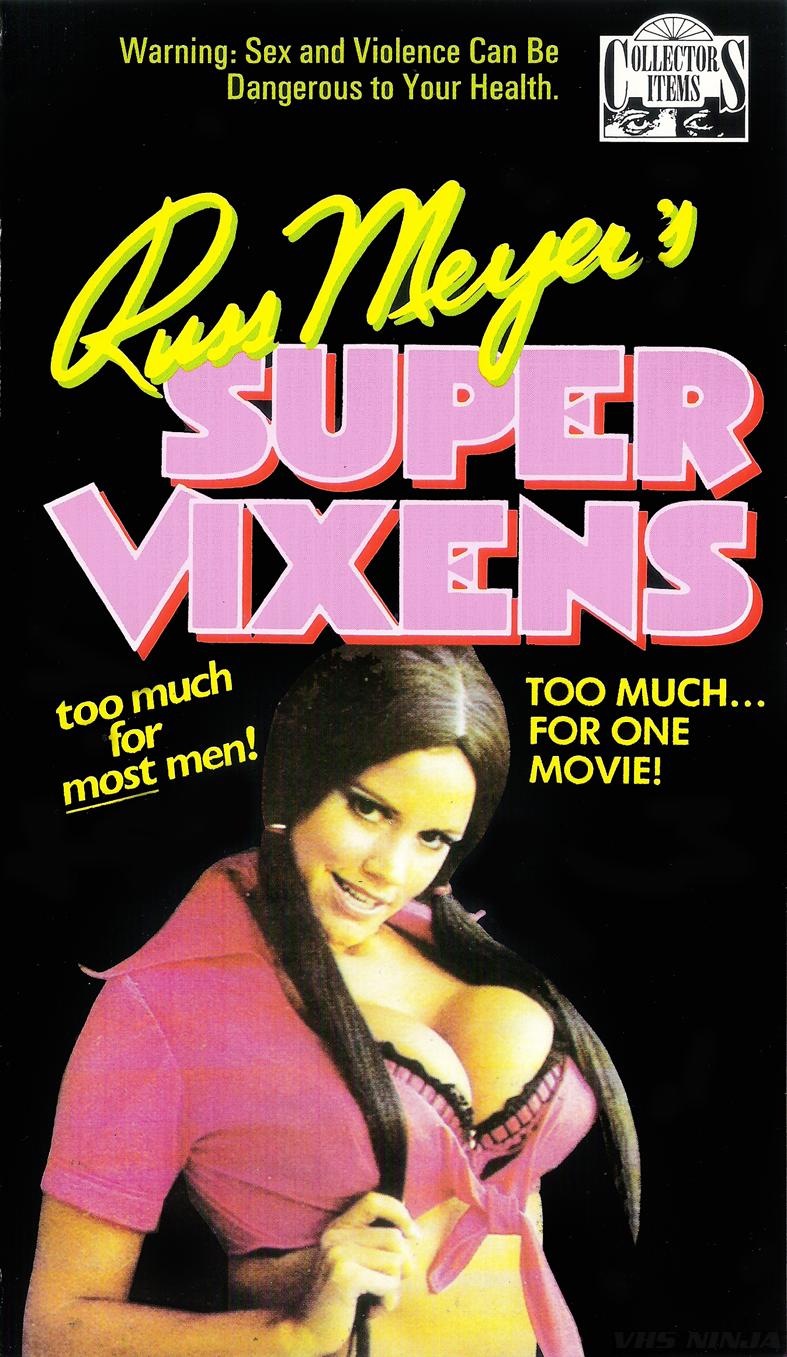 Supervixens (1975) by Russ Meyer.