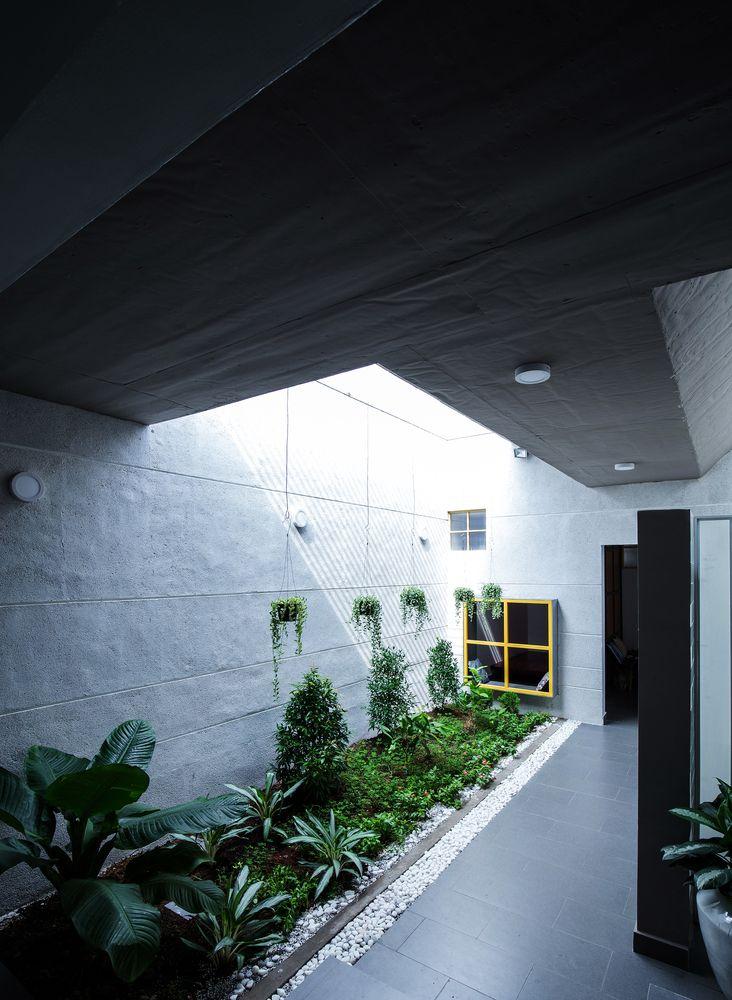 Gallery Of The Longcave 23o5 Studio 17 Countryside House House Designs Exterior Interior Garden