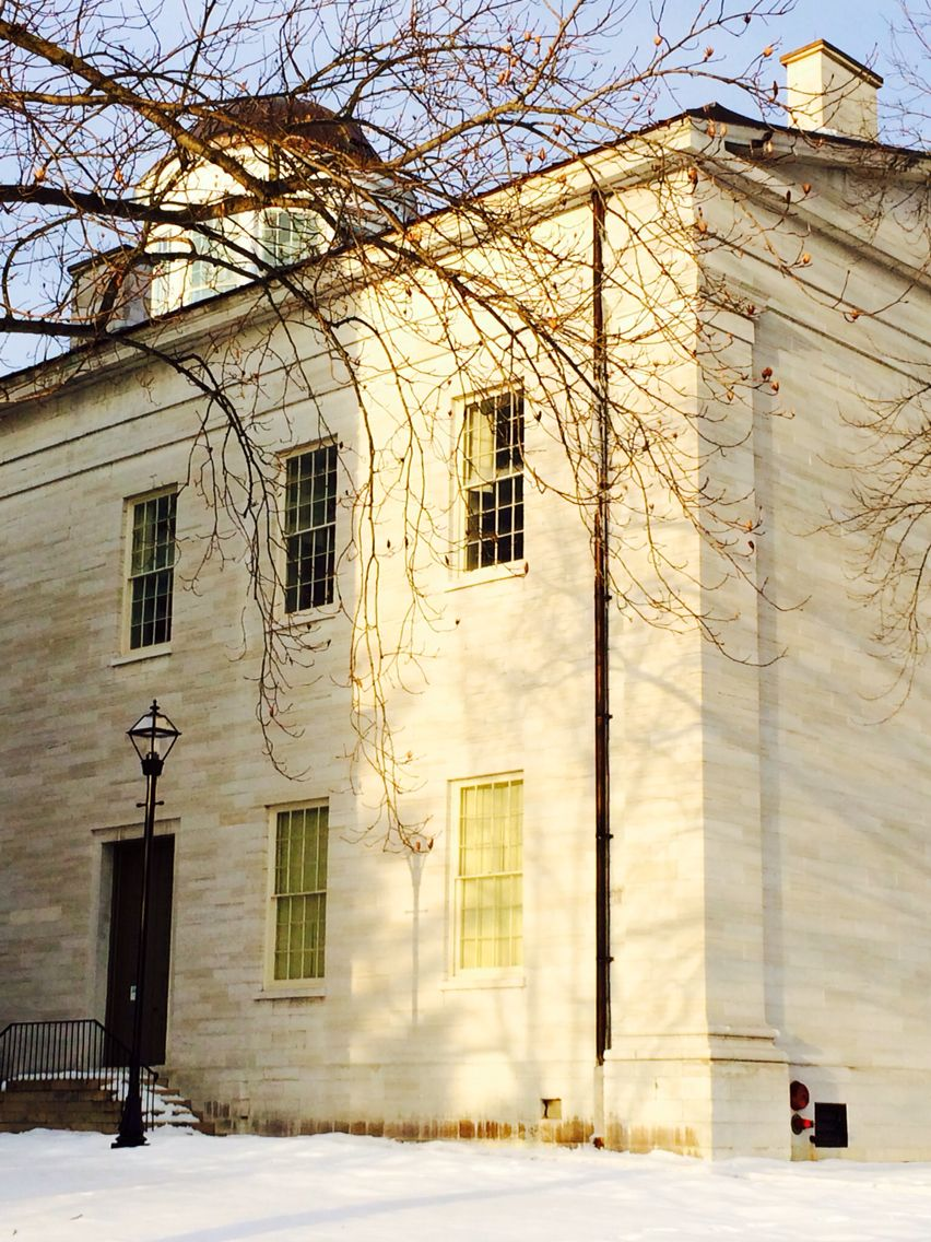 Frankfort ky the old state capitol my old kentucky