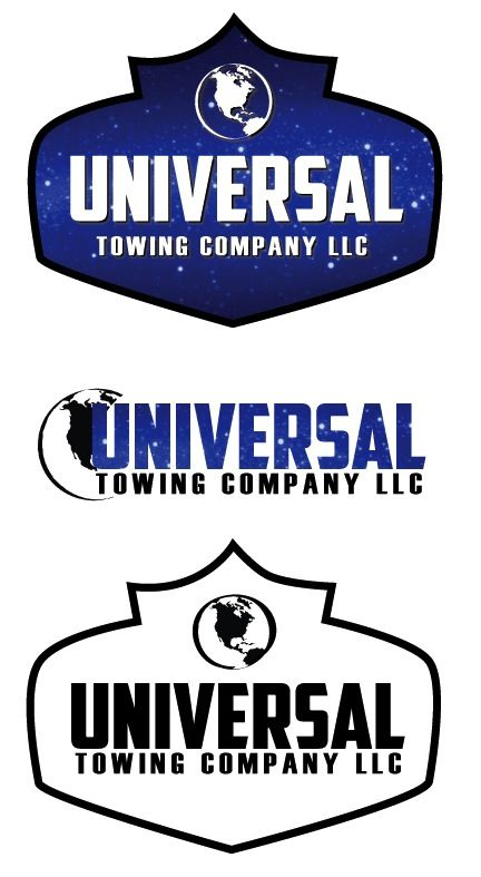 Towing Logos // screativedesigns.com