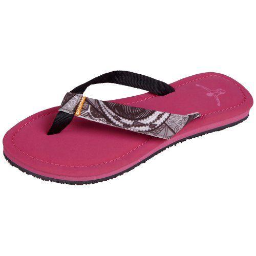 Chiemsee 6060001 Kira, coole Damen Badelatschen in Sommerfarben, trendige ultraleichte Schlappen, Zehentrenner in verschiedenen Farben erhältlich - http://on-line-kaufen.de/chiemsee/chiemsee-6060001-kira-coole-damen-badelatschen