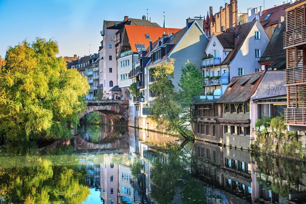 Les 10 plus belles villes d'Allemagne