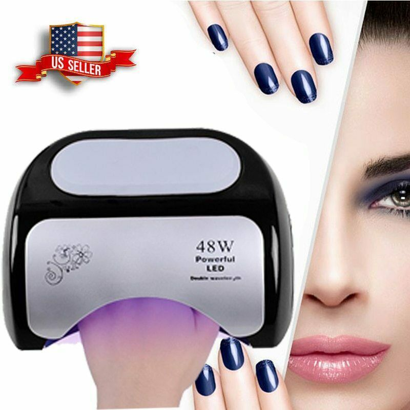 Gel Nail Dryer Gel Nail Lamp Uv Lamp Led Nail Lamp For Gel Nail Polish Gel Nail Clean Ebay Ebaystore Uv Nail Lamp Gel Nails Hard Gel Nails