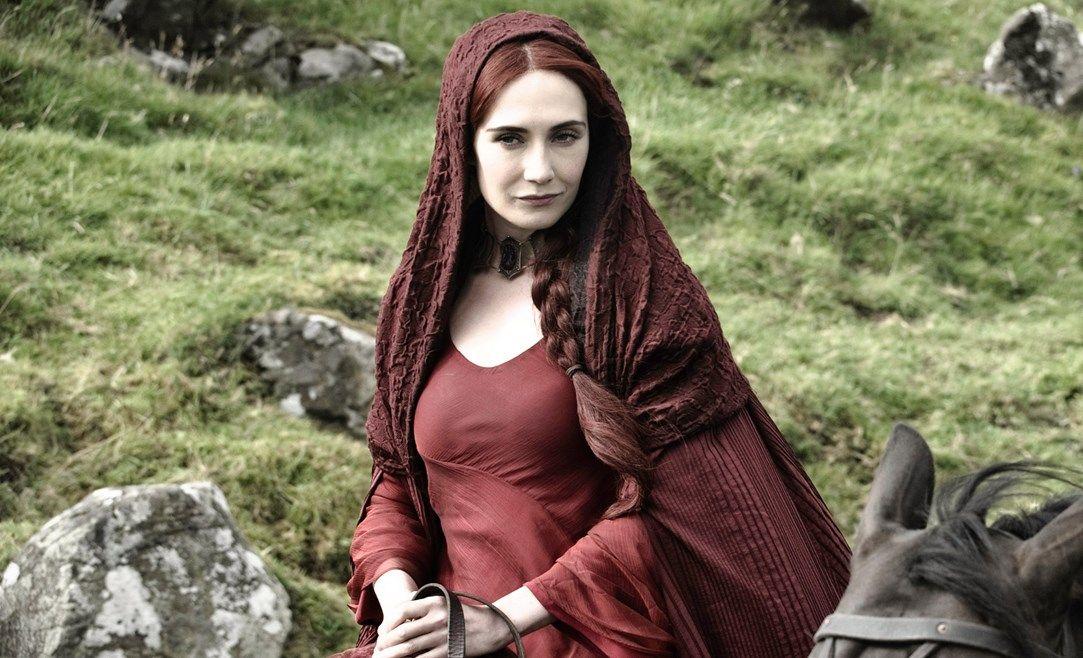 Top Ten Game Of Thrones Fashion Moments Game Of Thrones Costumes Melisandre Carice Van Houten