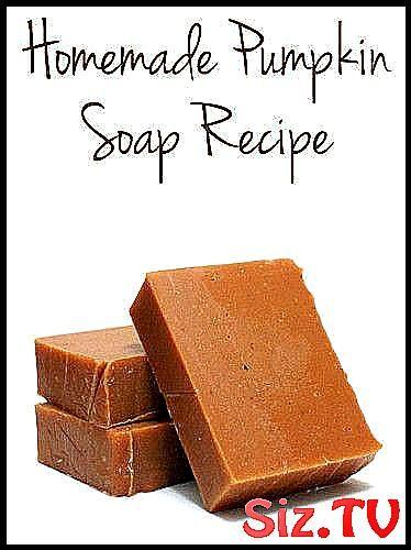 Homemade Pumpkin Soap Recipe Cold Process Homemade