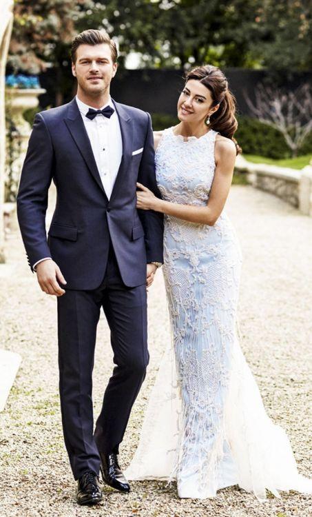 Kıvanç Tatlıtuğ ile Başak Dizer, bugün 18:30'da Paris'te evlendi.