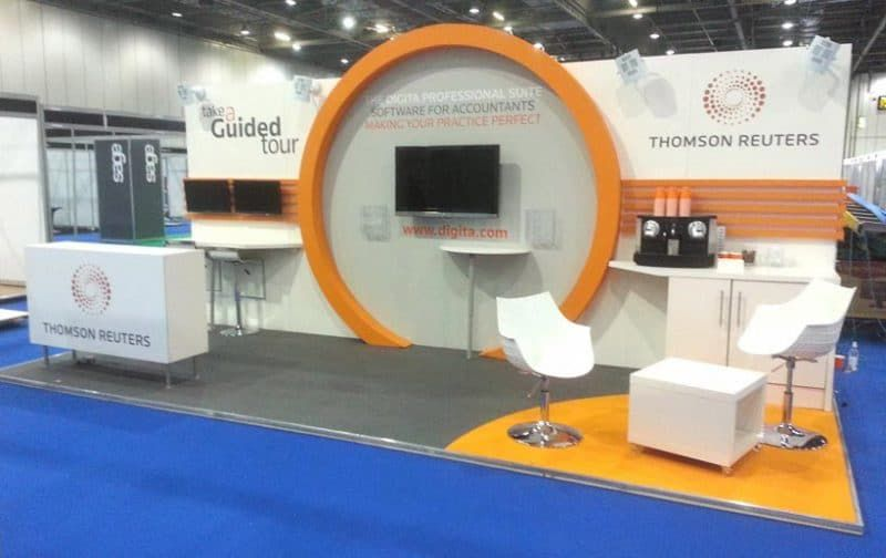 Marketing Exhibition Stand Uk : 7 tips to make exhibition design & marketing budgets go further
