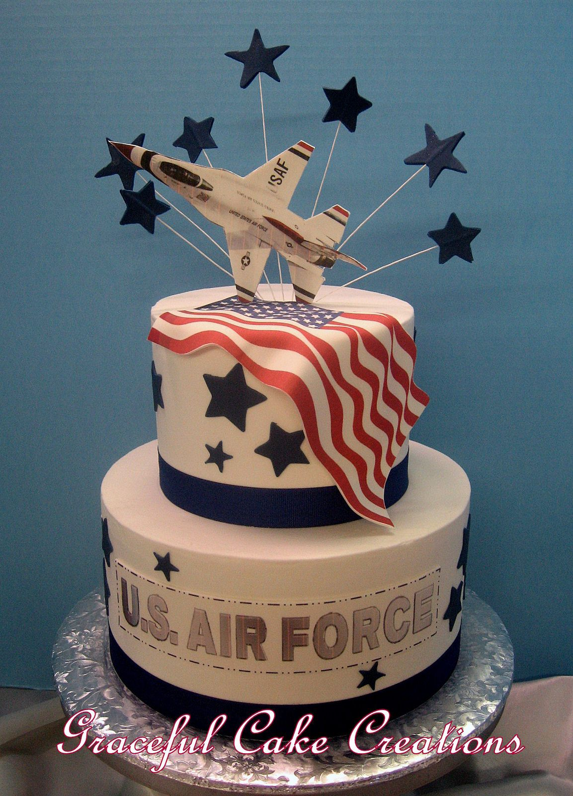air force wedding cake designs u s air groom s cake specialty cakes by graceful 10635