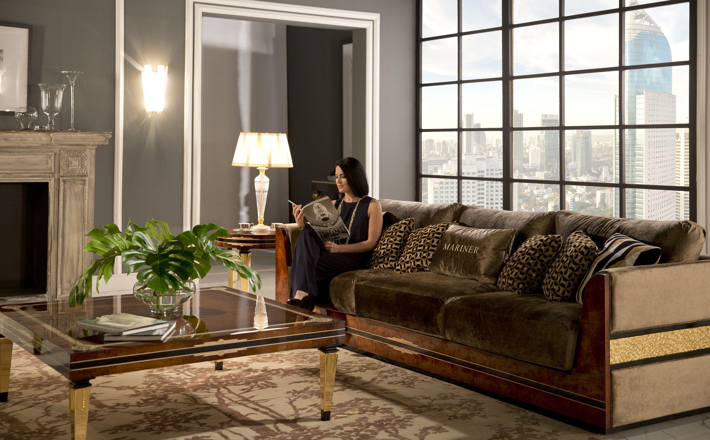 Salon Austin. Mariner Luxury Furniture U0026 Lighting
