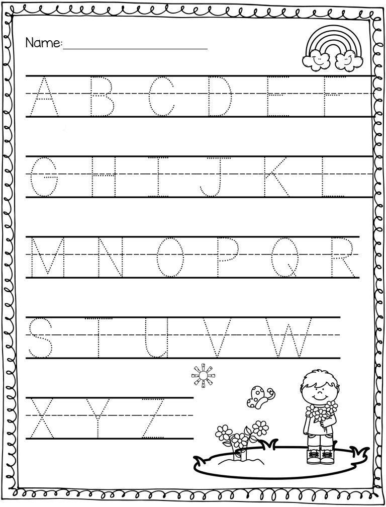 spring math literacy packet teaching my grandchildren preschool worksheets pre k. Black Bedroom Furniture Sets. Home Design Ideas