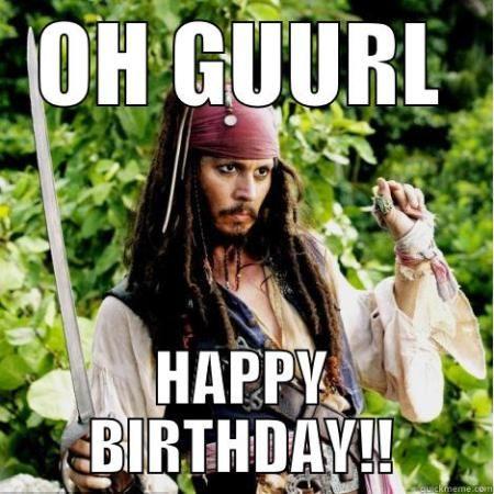 Happy Birthday Funny Meme For Girl Funny Happy Birthday Meme