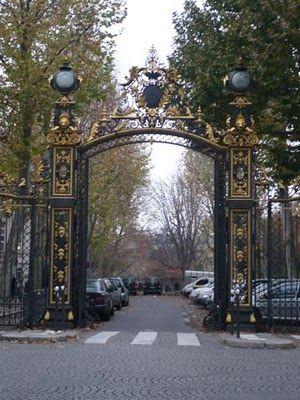 Royal Gates of Paris