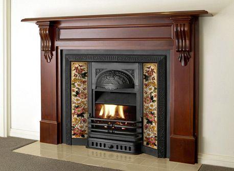440 Standard Coal Gas Fireplace Fireplace Design Gas Logs
