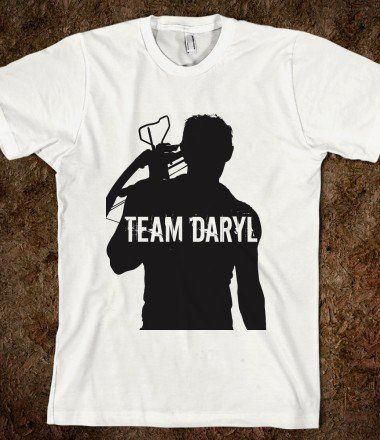 4754d514 I want this shirt! Team Daryl Silhouette - The Walking Dead- | My ...